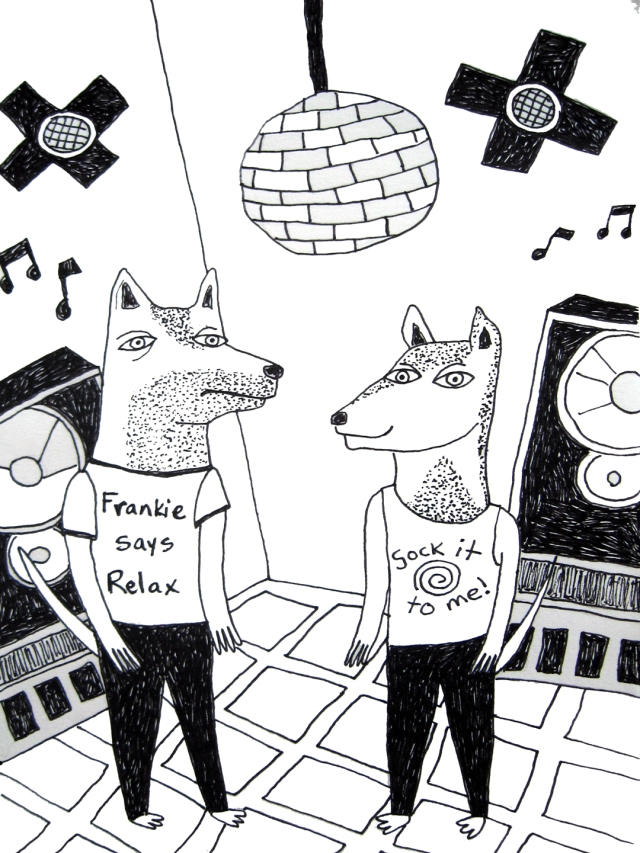 Club Dogs!