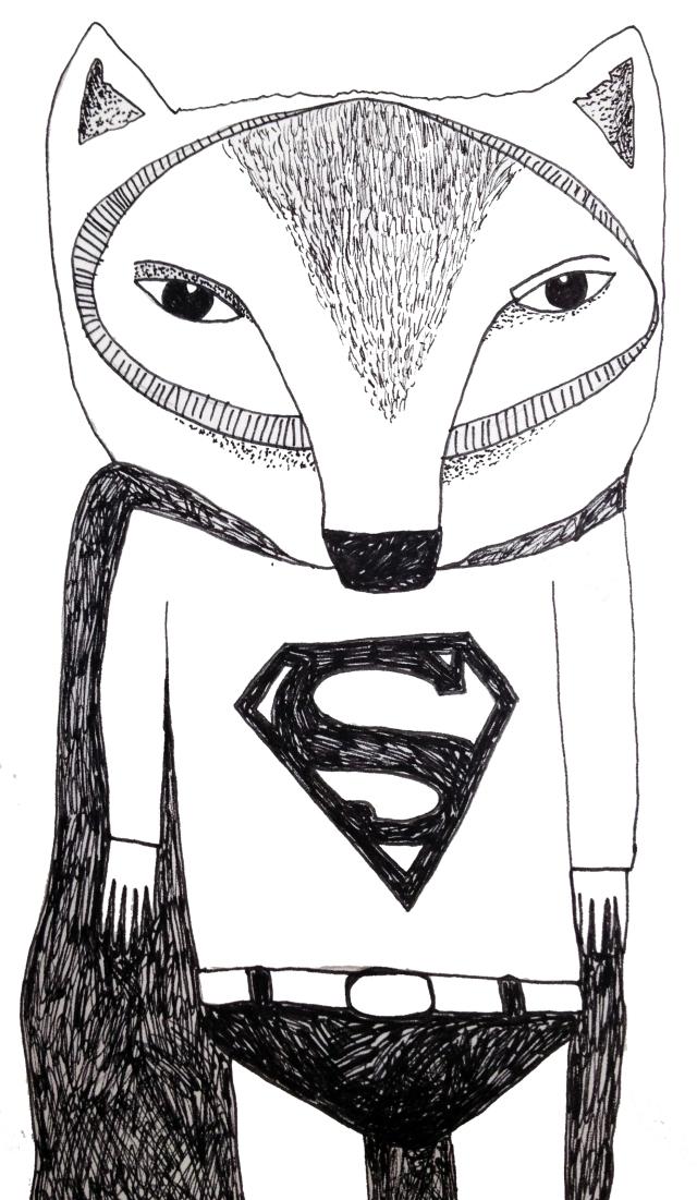 Super Fox!